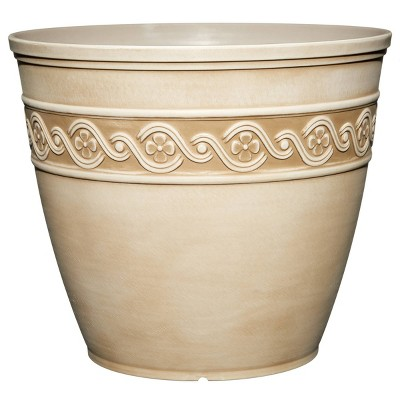 Set of 2 Corinthian Planters - Classic Home and Garden