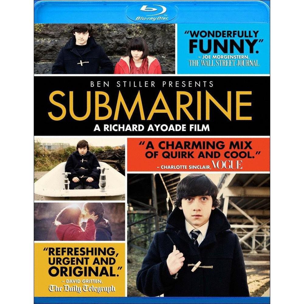 Submarine (Blu-ray), Movies