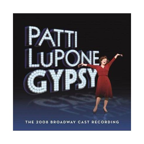 Patti Lupone - Gypsy: The 2008 Broadway Cast Recording (OCR) (Vinyl) - image 1 of 1