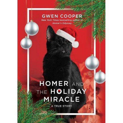 Brilliant Homer And The Holiday Miracle By Gwen Cooper Hardcover Download Free Architecture Designs Itiscsunscenecom