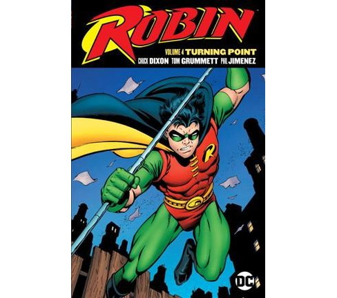 Robin 4 : Turning Point (Paperback) (Chuck Dixon) - image 1 of 1