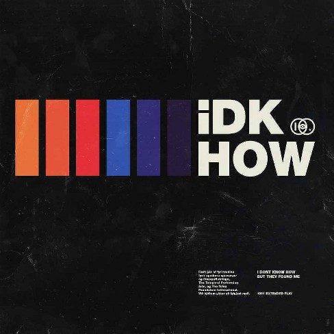 I Dont Know How But They Found Me - Extended Play (CD) - image 1 of 1
