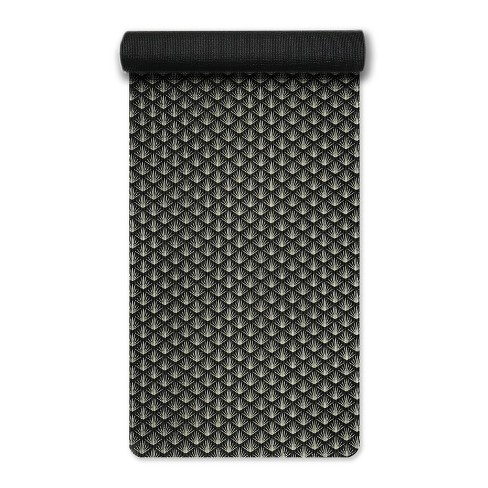 Oak and Reed Yoga Mat - Black  (4mm) - image 1 of 4