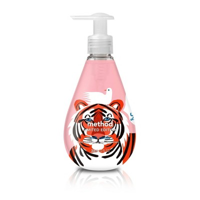 Method x Lisa Congdon Gel Hand Soap - Soft Vanilla - 12 fl oz