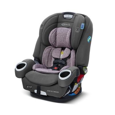 Graco 4Ever DLX SnugLock 4-in-1 Convertible Car Seat