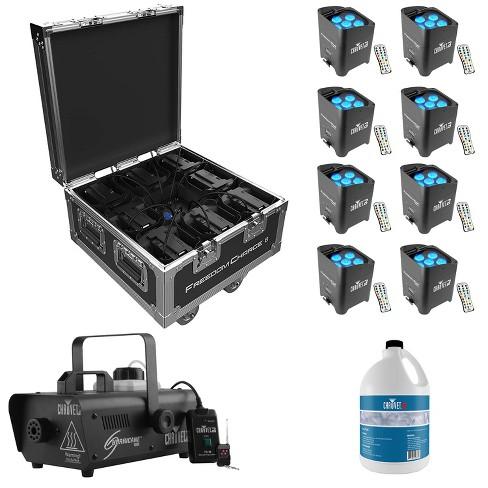 Chauvet DJ Freedom Par Tri-6 Wireless Battery RGB LED Wash Light w/Remote - image 1 of 4