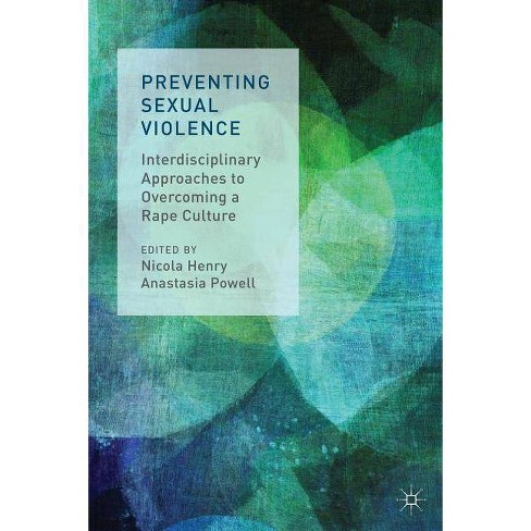 Preventing Sexual Violence - (Paperback) - image 1 of 1