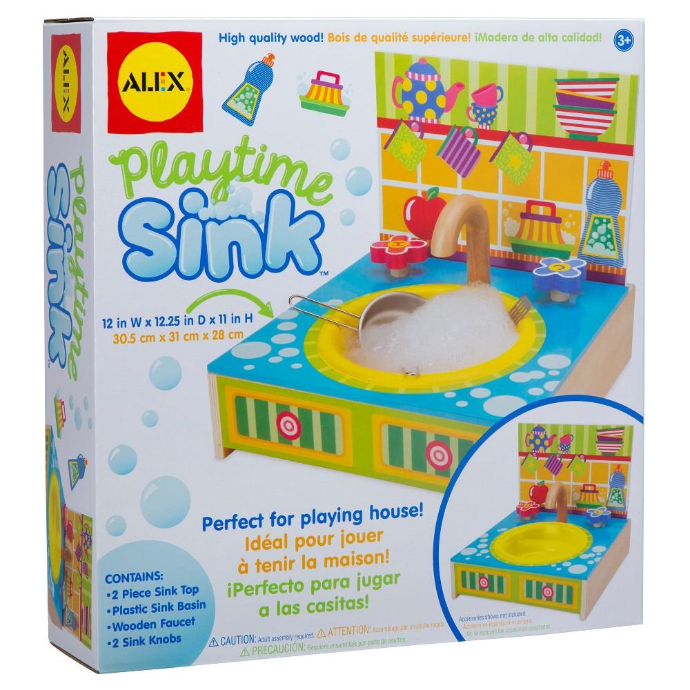Alex Toys Playtime Kitchen Sink