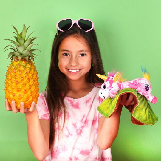 Cutetitos Fruititos - Surprise Stuffed Animals - Collectible Scented Plush - Series 4 - Great Gift for Girls & Boys image number null