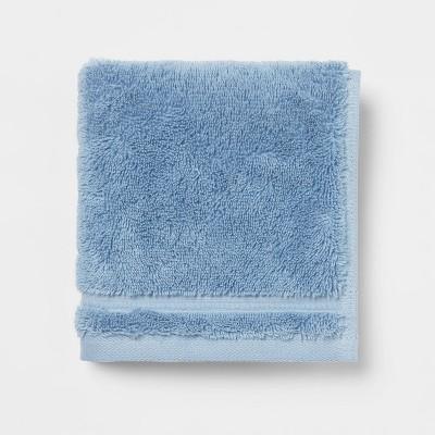 Antimicrobial Washcloth Blue - Total Fresh