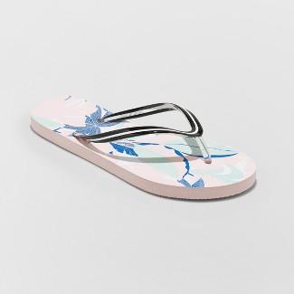 Women's Letty Flip Flop Sandal - Xhilaration™ Pink 8