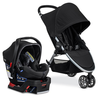 Britax® B-Agile & B-Safe 35 Elite Travel System - Domino