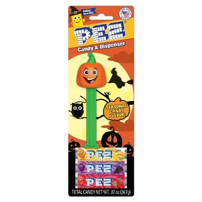 Pez Halloween Dispenser - 0.87oz (Styles May Vary)