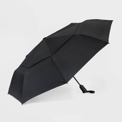 Women's ShedRain Vortex Compact Umbrella - Black