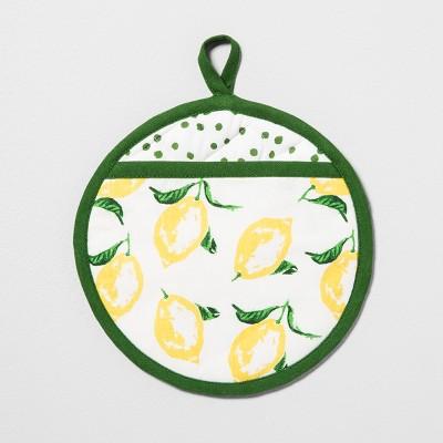 Pot Holder Yellow - Opalhouse™