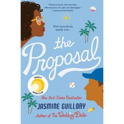 Proposal - by Jasmine Guillory (Paperback)
