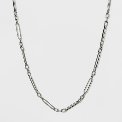 Long Link Necklace - A New Day™ - image 1 of 2