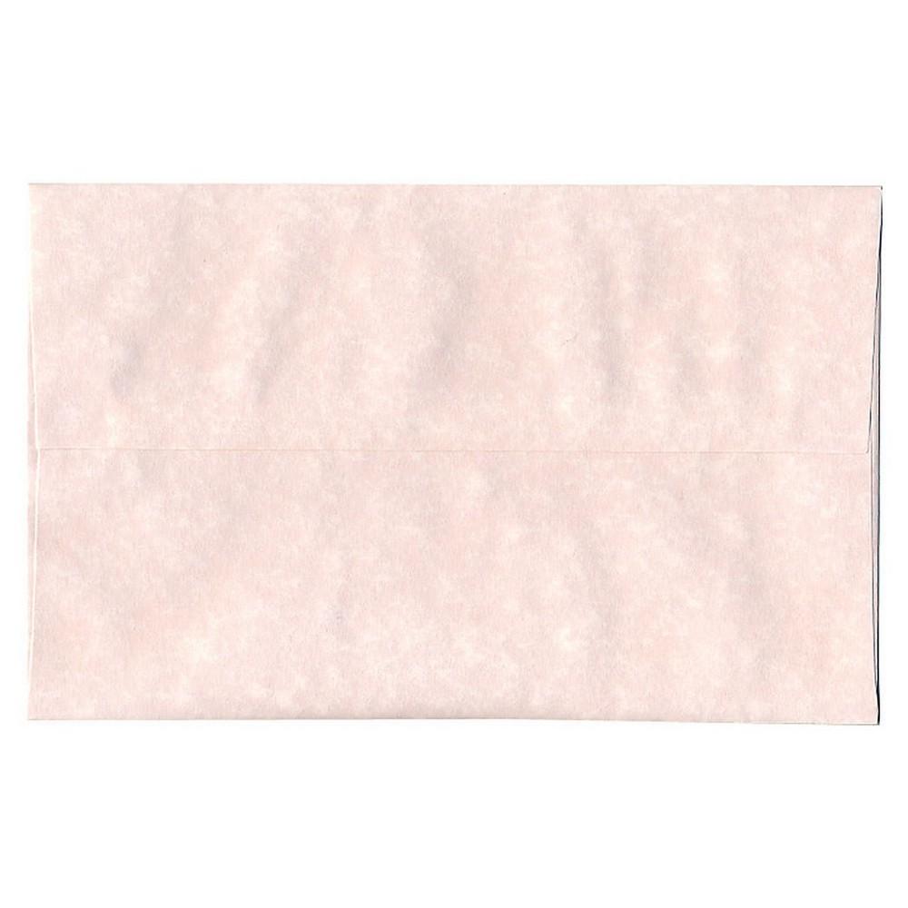 Jam Paper Envelopes A10 50ct Parchment - Pink