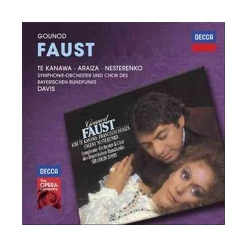 Colin Davis - Decca Opera: Gounod- Faust (CD) - image 1 of 1