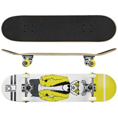 Roller Derby Deluxe Series Mr. Bear Skateboard