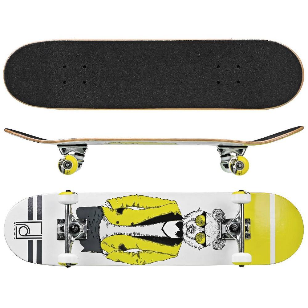 Roller Derby Deluxe Series Mr Bear Skateboard