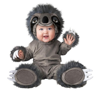 InCharacter Silly Sloth Infant Costume