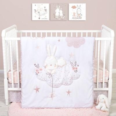 Starry Dreams Sammy /& Lou 4 Piece Crib Bedding Set