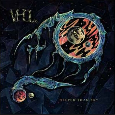 Vhol - Deeper than sky (CD) - image 1 of 1