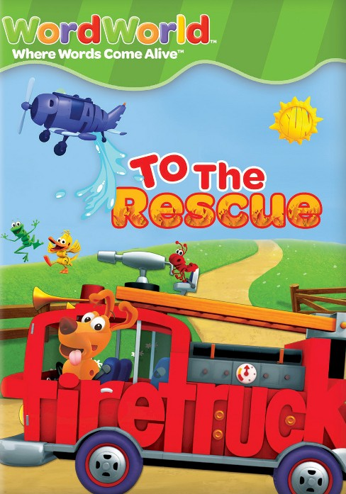 WordWorld: To the Rescue - image 1 of 1