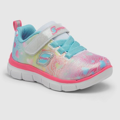 Toddler Girls' S Sport by Skechers Jasy Apparel Sneakers
