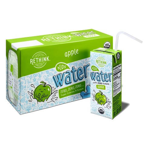 RETHINK Water Apple - 8pk/200mL Boxes - image 1 of 2