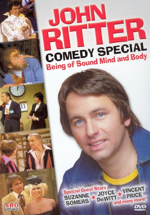 John ritter:Of sound mind & body (DVD) - image 1 of 1