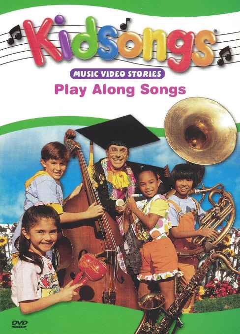 Kidsongs:Play Along Songs (DVD) - image 1 of 1