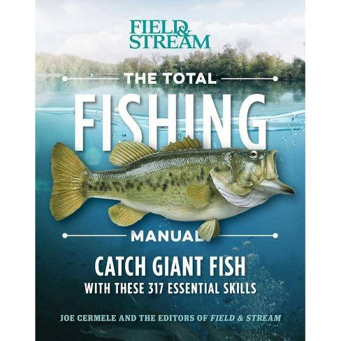 The Total Fishing Manual (Paperback Edition) - by Joe Cermele - image 1 of 1