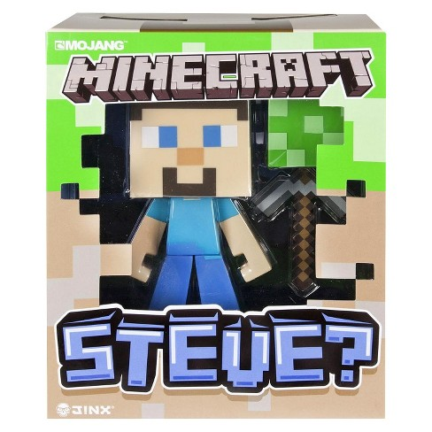 Minecraft 6 Inch Figure - Vinyl Steve - image 1 of 3