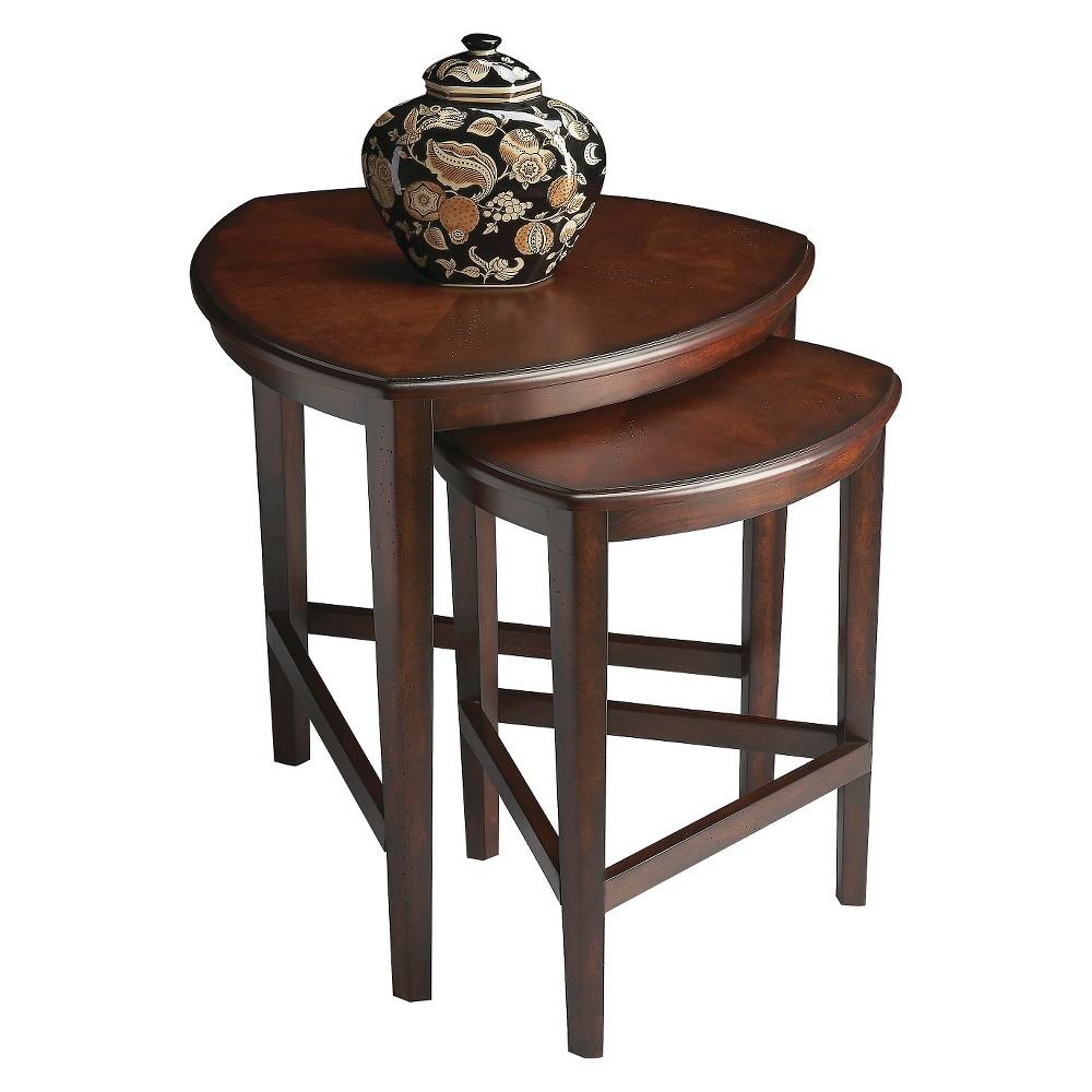 Finnegan Nesting Tables Butler Specialty