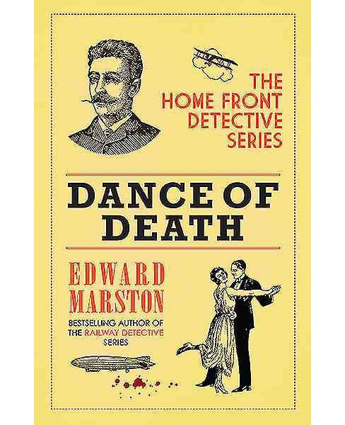 Dance of Death (Reprint) (Paperback) (Edward Marston) - image 1 of 1