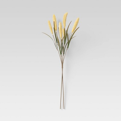 "28"" Artificial Dried Grass Stem - Threshold™"