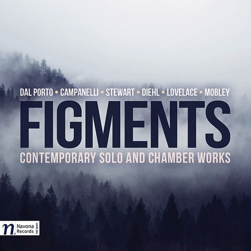 Arcadian winds - Figments (CD) - image 1 of 1
