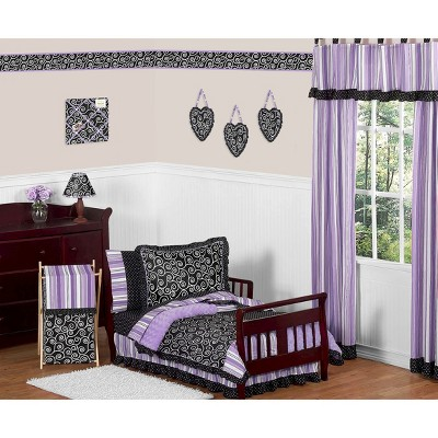 Sweet Jojo Designs 5pc Kaylee Toddler Bed Set