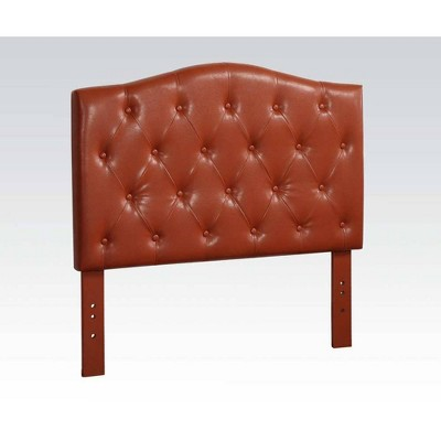 Viola Headboard Faux Leather - Acme Furniture