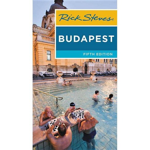 Rick Steves Budapest -  5by  Cameron Hewitt (Paperback) - image 1 of 1