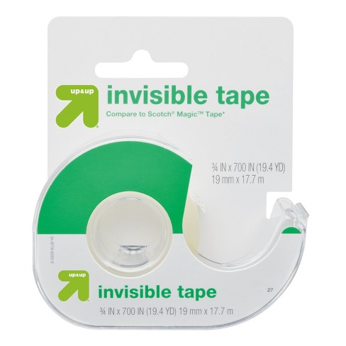 Invisible Tape (Compare to Scotch® Magic™ Tape) - Up&Up™ - image 1 of 3