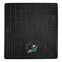 NHL San Jose Sharks Heavy Duty Vinyl Cargo Mat