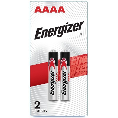 Energizer 2pk AAAA Batteries