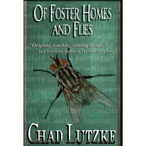 Of Foster Homes And Flies - by  Chad Lutzke (Hardcover) - image 1 of 1