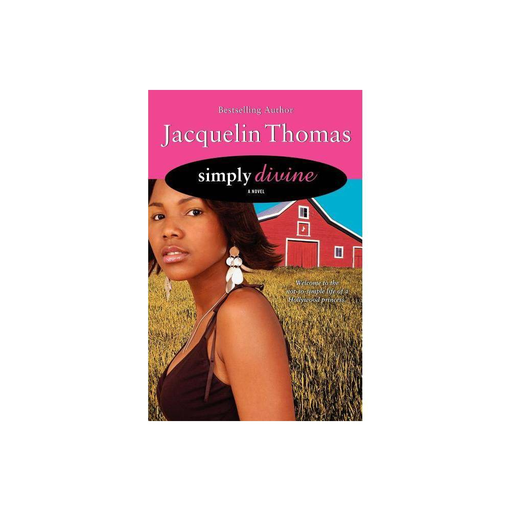 Simply Divine By Jacquelin Thomas Paperback