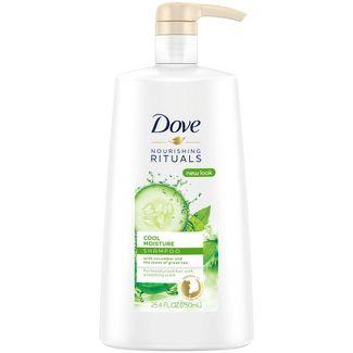 Dove Nourishing Rituals Cool Moisture Shampoo - 25.4 fl oz
