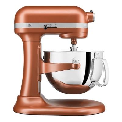 KitchenAid Refurbished Professional 600 Series 6qt Bowl-Lift Stand Mixer Copper - RKP26M1XCE