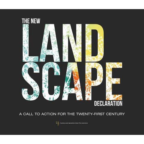 The New Landscape Declaration - (Hardcover) - image 1 of 1